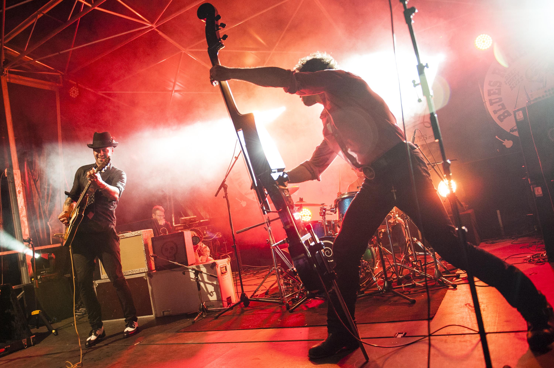 Manu Lanvin & The Devil Blues  @ Blues Rules