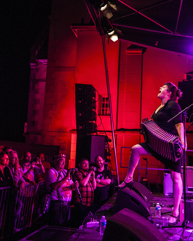 Sarah Savoy's Hell-Raising Hayride @ Blues Rules