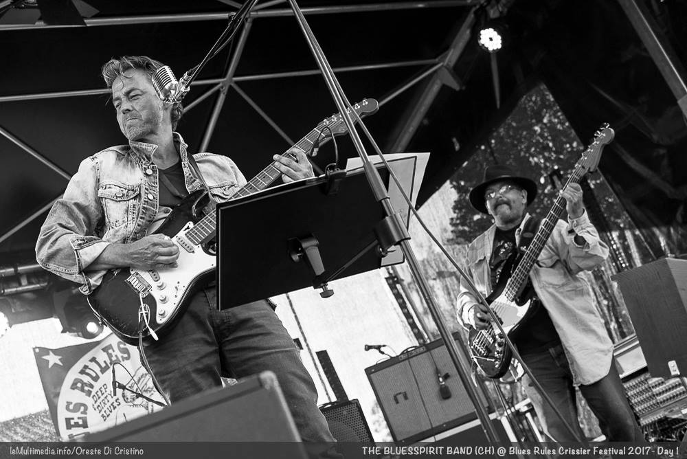 Bluespirit Band - Multimedia Info