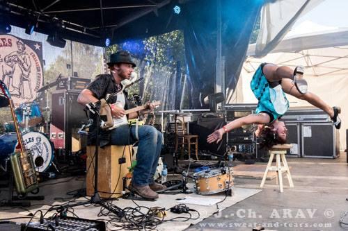 One Rusty Band n Tap - JC Arav