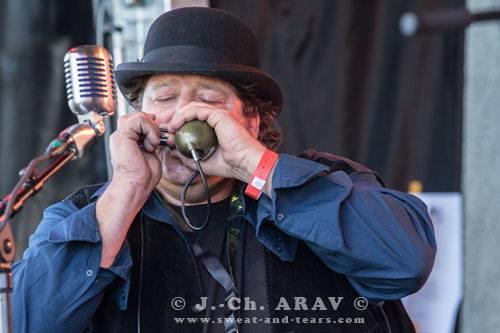 The Bluespirit Band - JC Arav