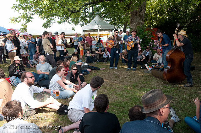 Jam Sessions @ Blues Rules 2011