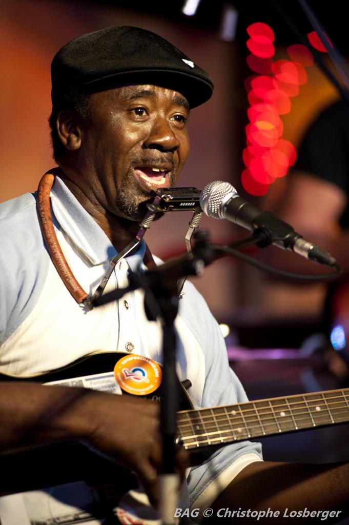 "Terry ""Harmonica"" Bean @ BAG Thursday"