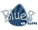 association blues en scène - logo