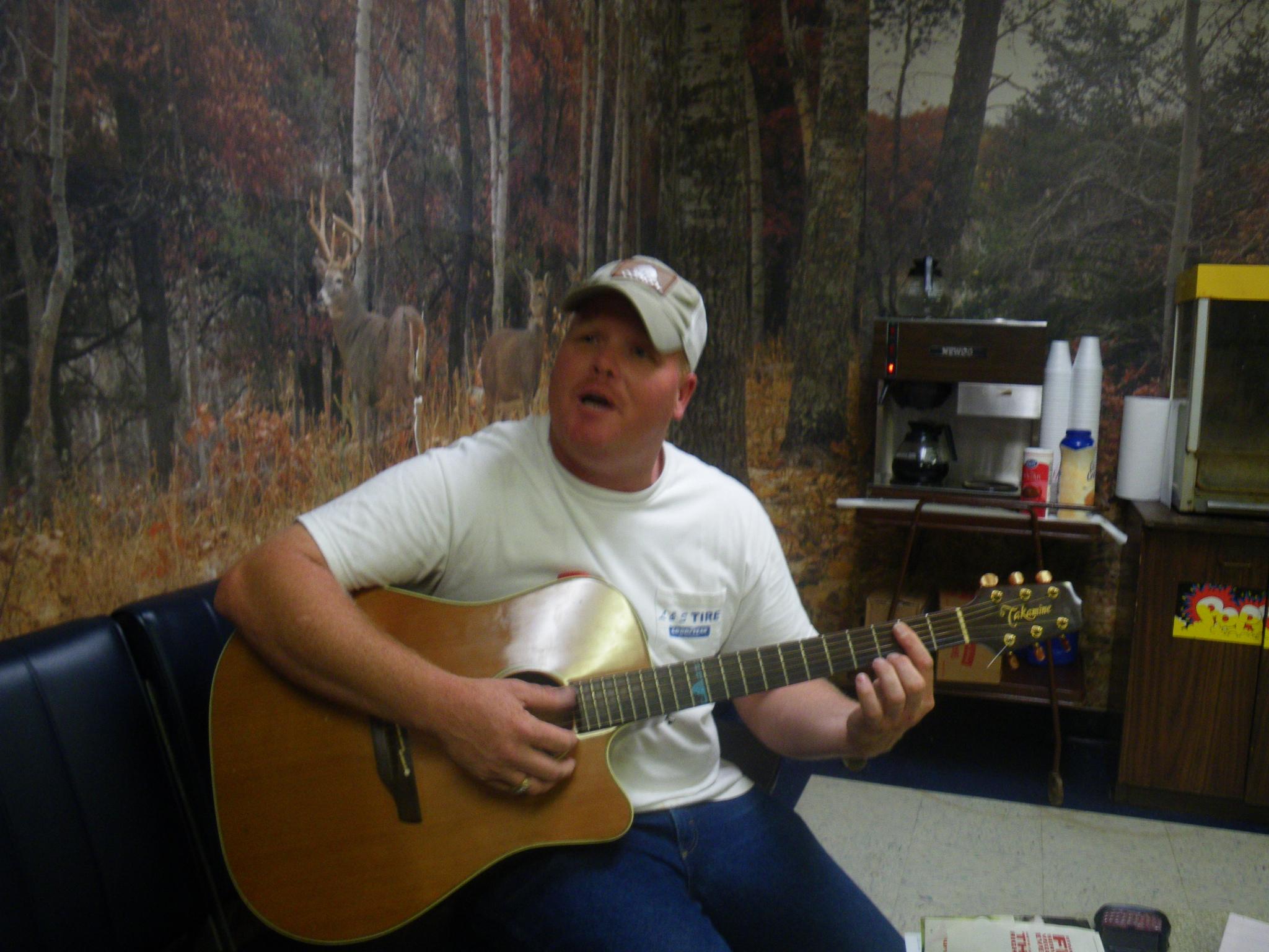 Mark Muleman Massey - Senatobia - 2010