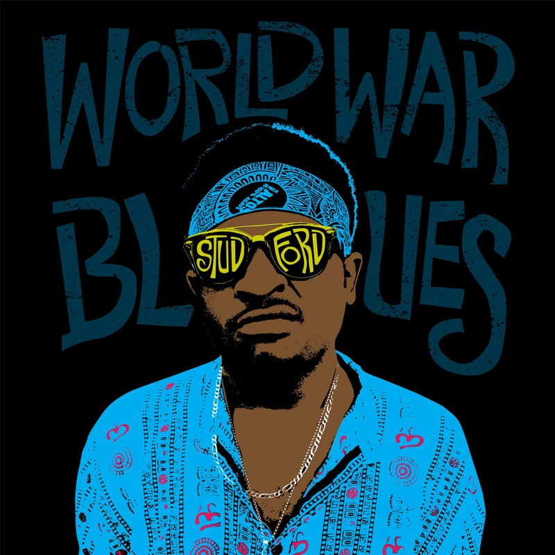 Stud Ford World War Blues EP
