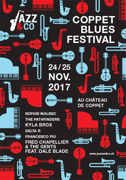 Coppet Blues Festival 2017