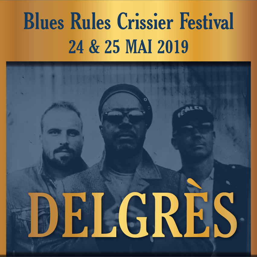 Delgres @ blues rules
