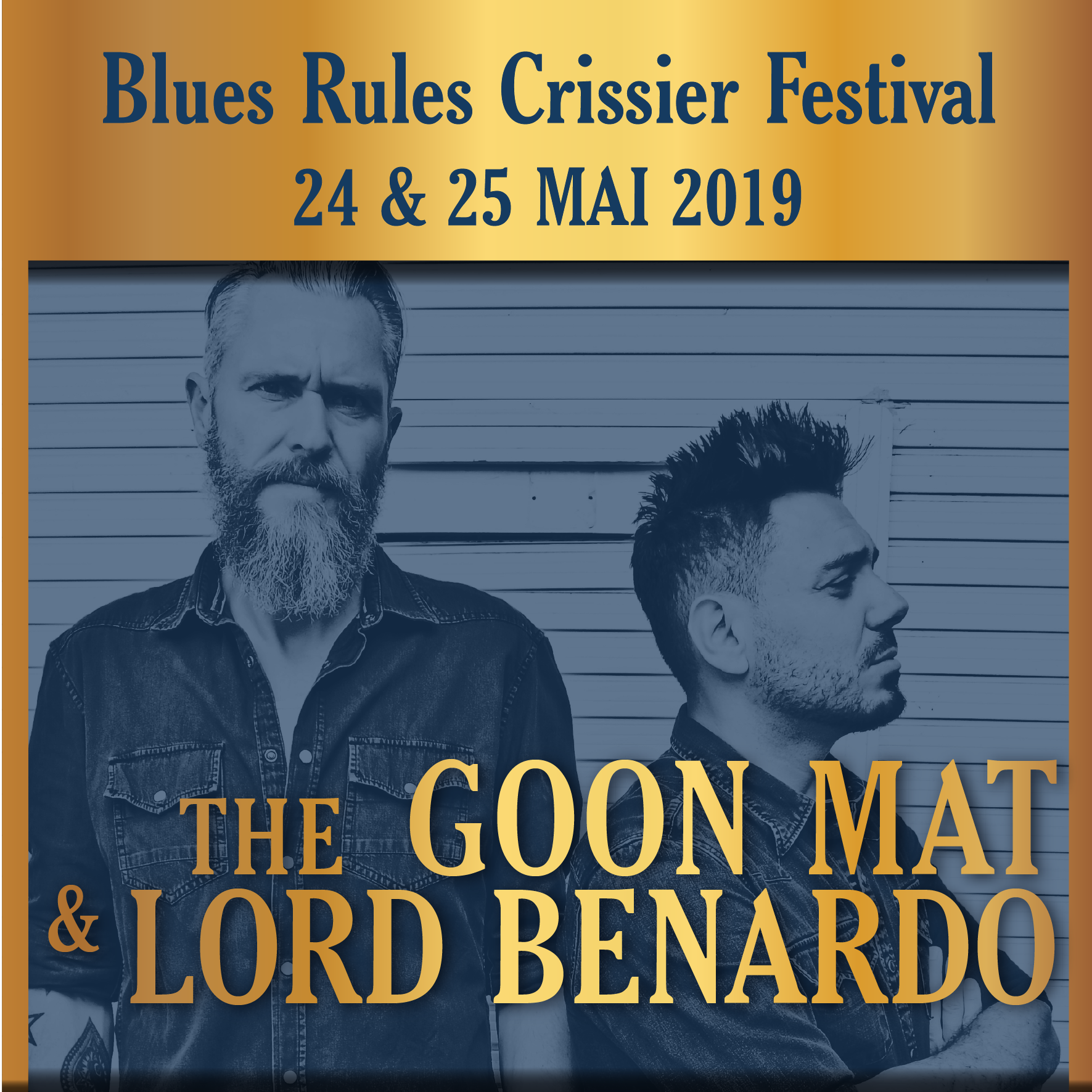 The Goon Mat & Lord Benardo @ blues rules