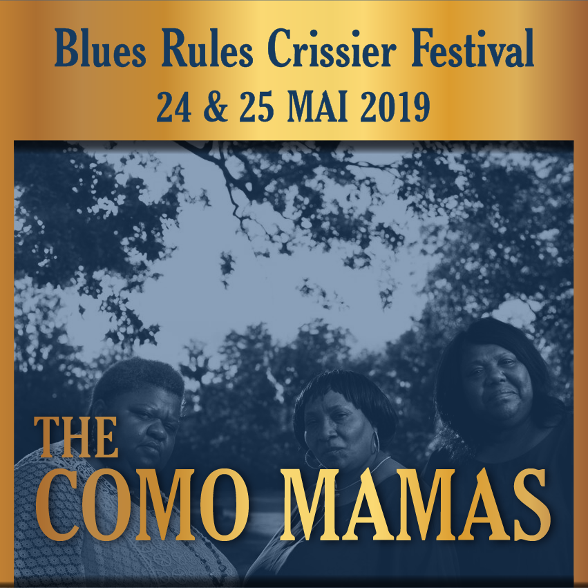 The Como Mamas @ blues rules