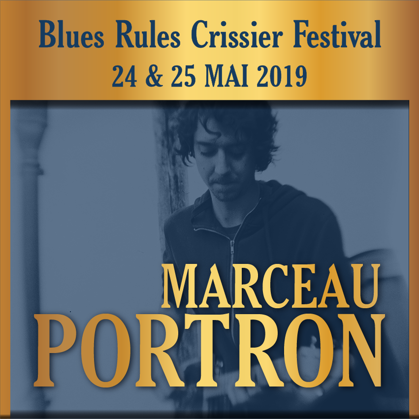 Marceau Portron @ blues rules