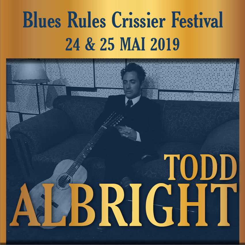 Todd Albright @ blues rules