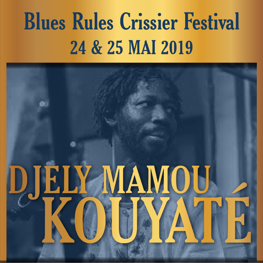 Djely Mamou Kouyaté @ blues rules