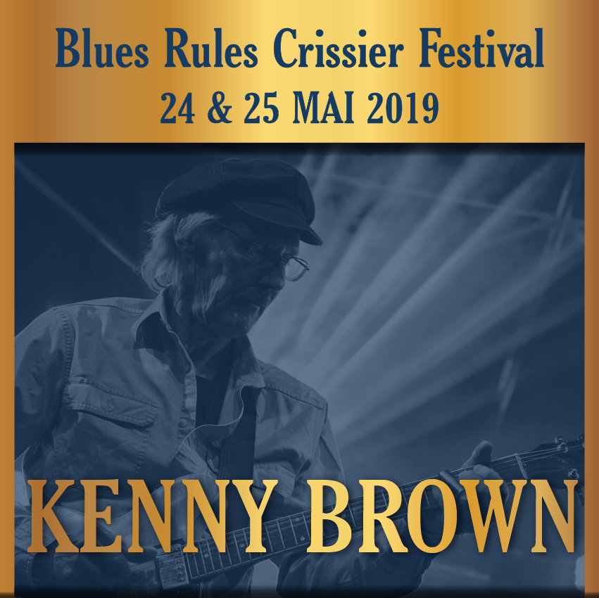 Kenny Brown @ blues rules