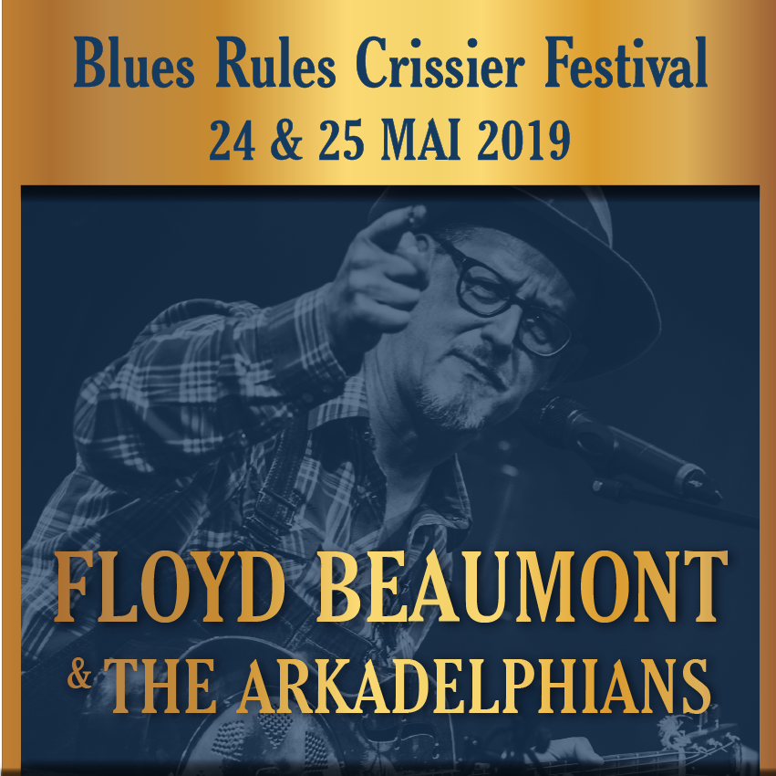 Floyd Beaumont & the Arkadelphians @ blues rules