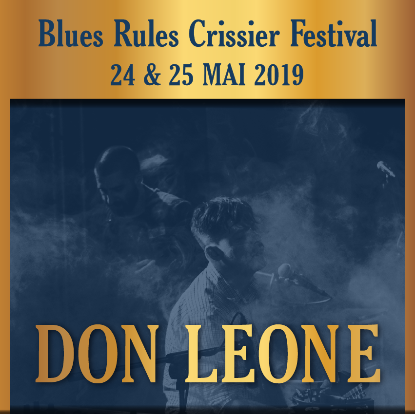 Don Leone @ blues rules