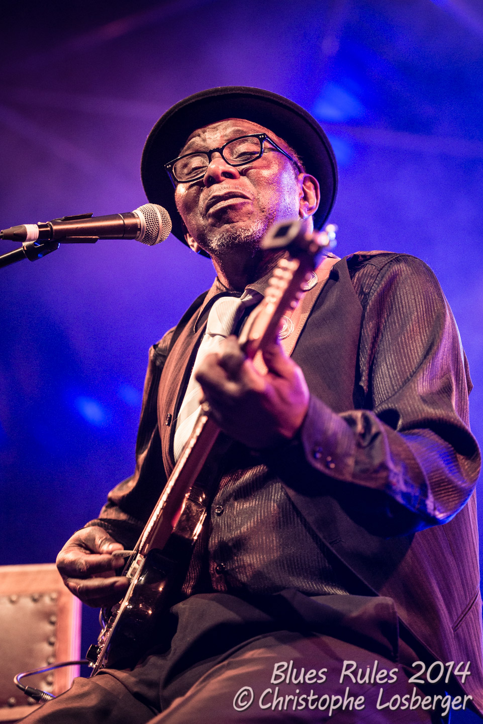 Wes Mackey Blues Rules 2014
