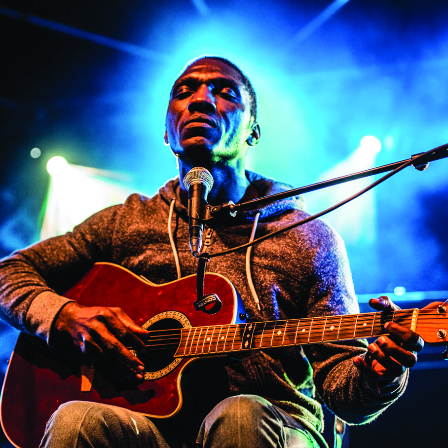 Cedric Burnside @ Blues Rules 2019