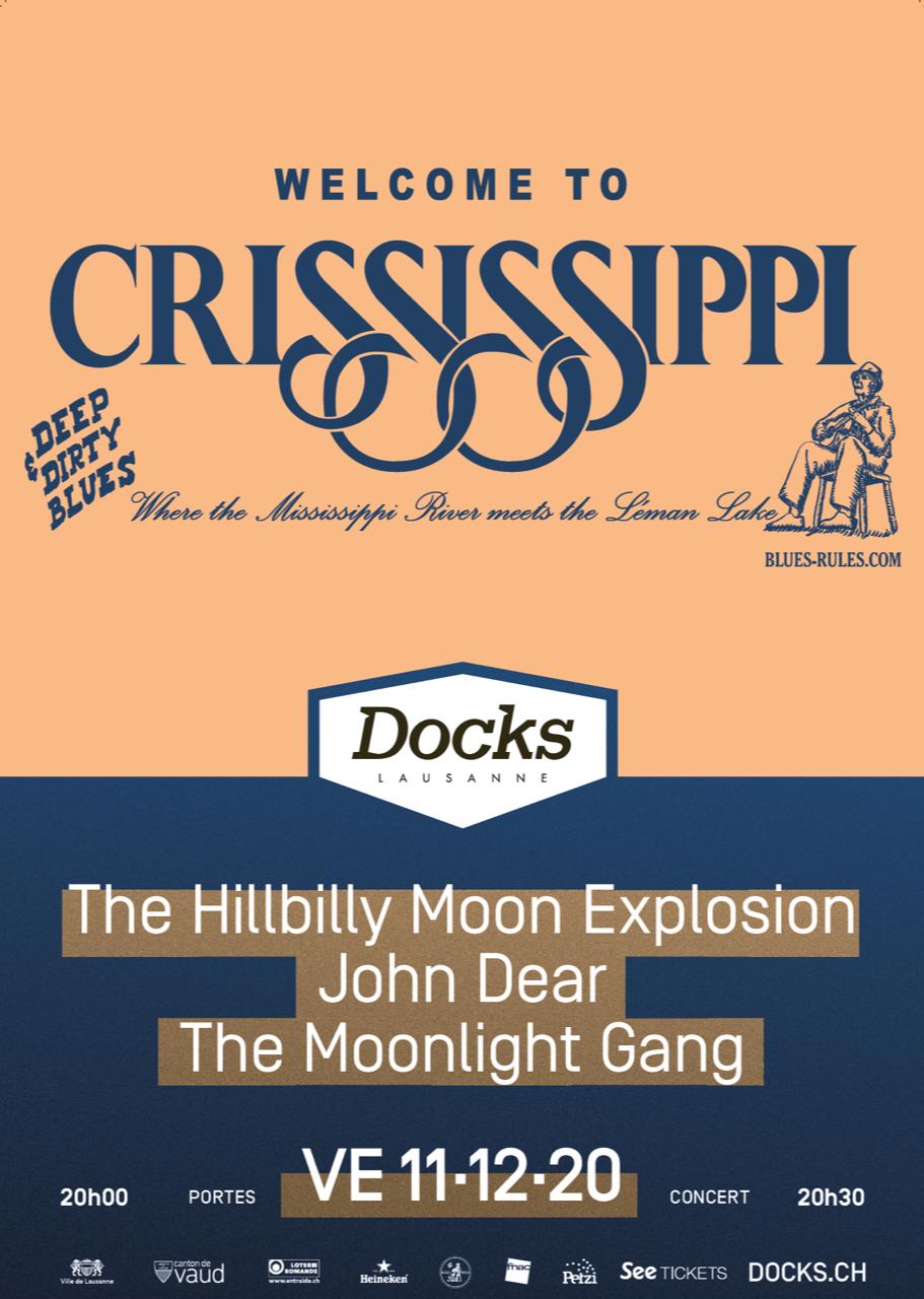 Les Docks Crississippi Tour 2020