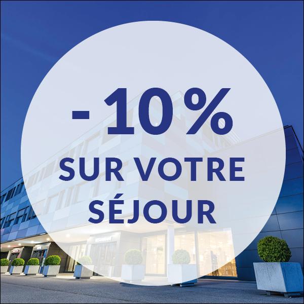 ou dormir discovery hotel -10%