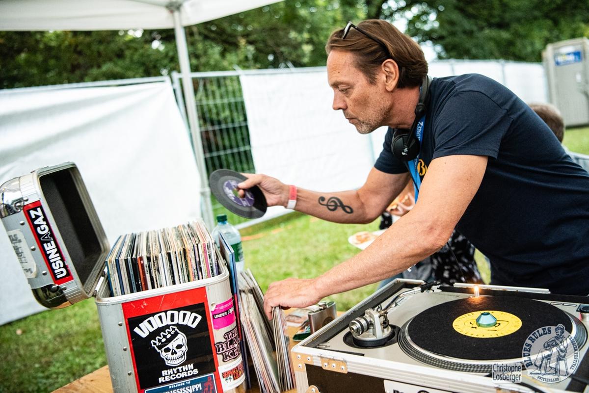 DJ Phil @ Blues Rules