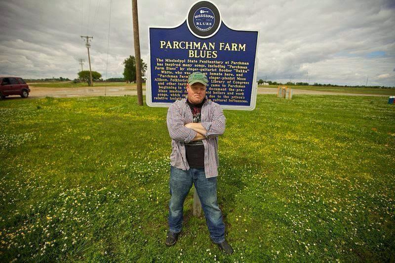 Mark Muleman Massey @ Parchman -c- Lou Bopp
