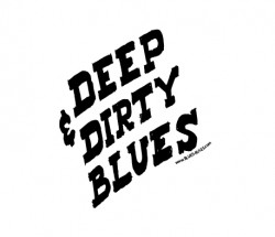 T-SHIRTS deep and dirty blues