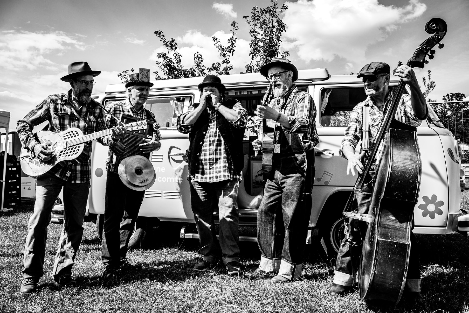 Floyd Beaumont & the Arkadelphians blues rules 2019