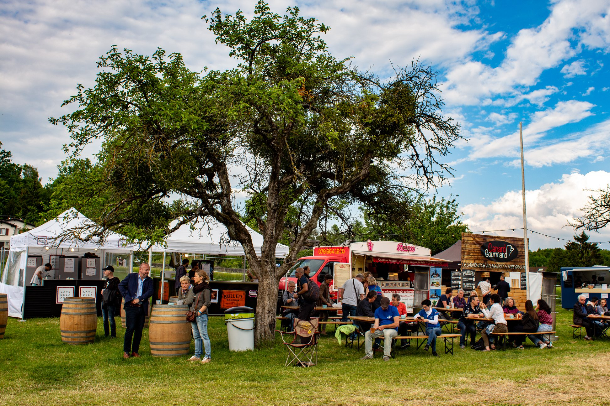 food truck village blues rules 2019
