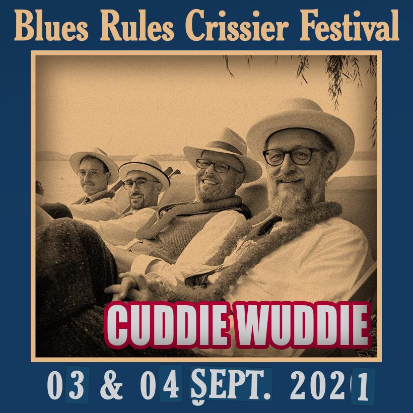 Cuddie Wuddie @ Blues Rules 2021