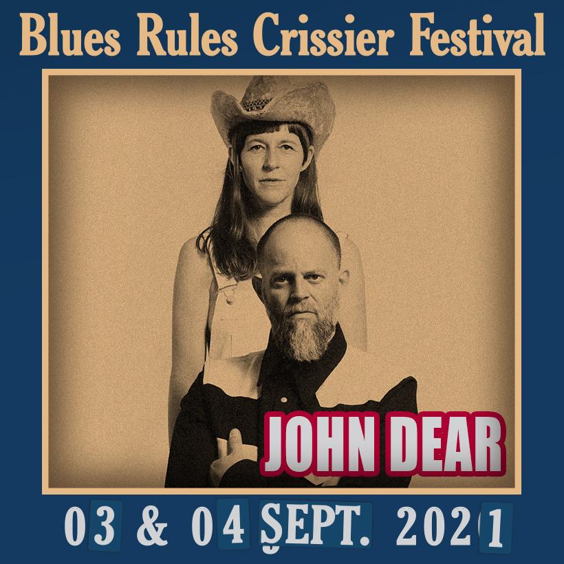 John Dear @ Blues Rules 2021