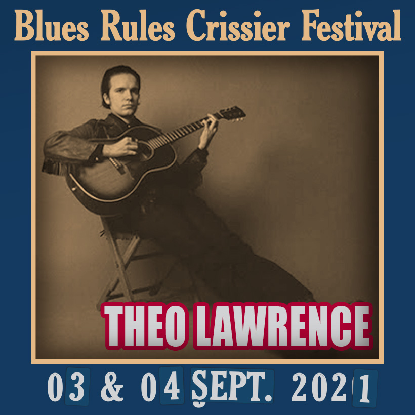Theo Lawrence Blues Rules 2021